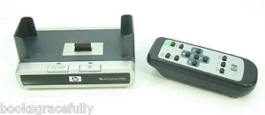 HP-Photosmart-8886-Camera-Dock-w-Remote-TV-Connection-Kit-No-Power-Supply