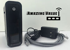 SB6121 Motorola DOCSIS 3.0 Cable Modem For Comcast Time Warner Cable Cox Charter