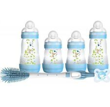 MAM Newborn Alimentazione Set Ragazzo (Blu) BIBERON Alimentazione attrezzature coliche Supporto