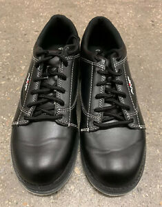 Brunswick Punisher Black//Green Mens Right Handed Bowling Shoes SIZE 9.5