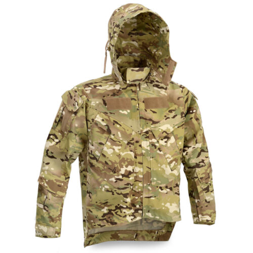Defcon 5 Tactical Military Army Waterproof Softshell Jacket Smock MTP Multicam