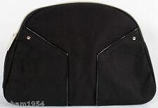 Yves Saint Laurent Cosmetic Bag pouch Makeup Bag designer case New Black L