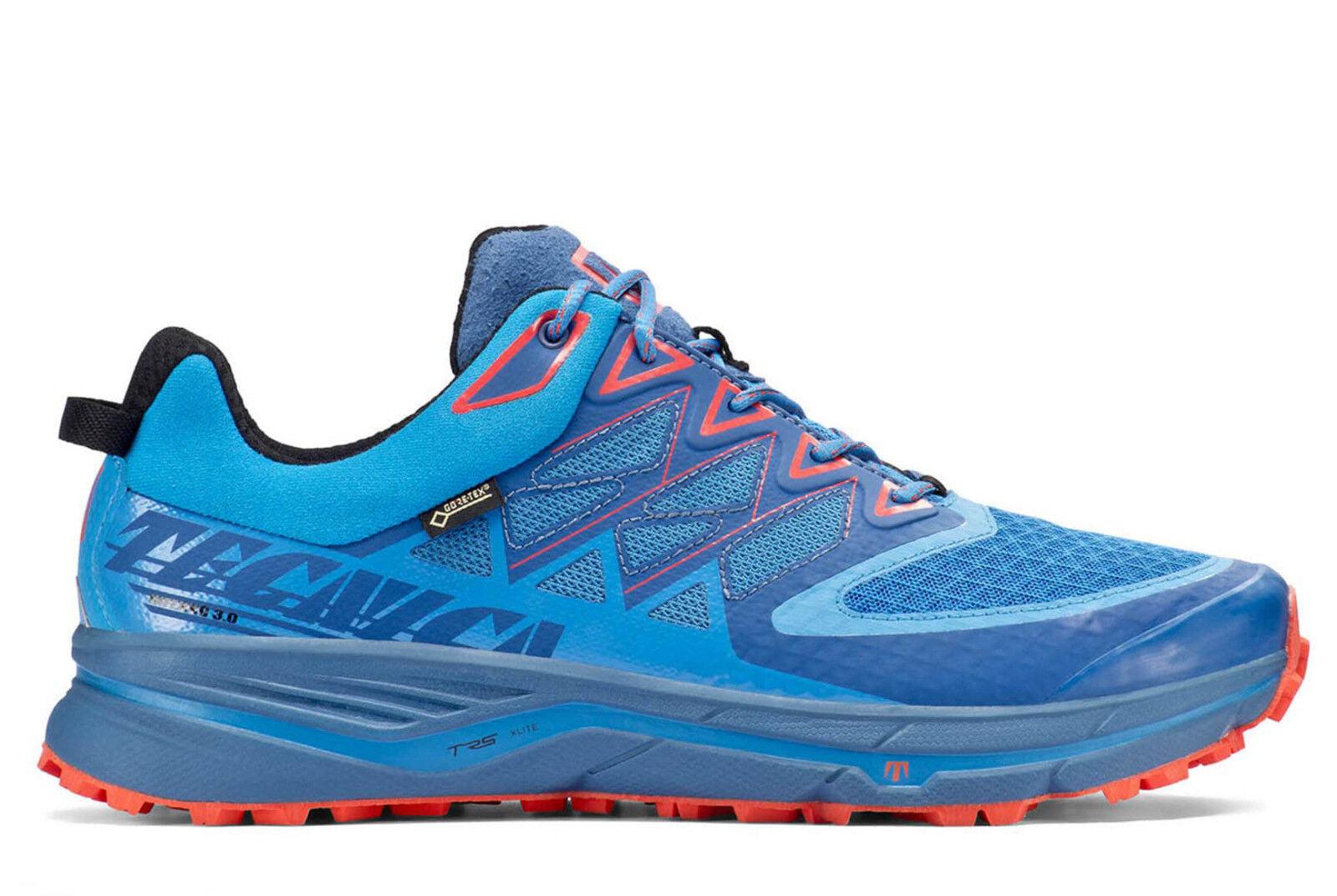 Tecnica trailschuh Inferno xlite 3.0 GTX talla 42 UE us 9 8 zapato azul MN j18