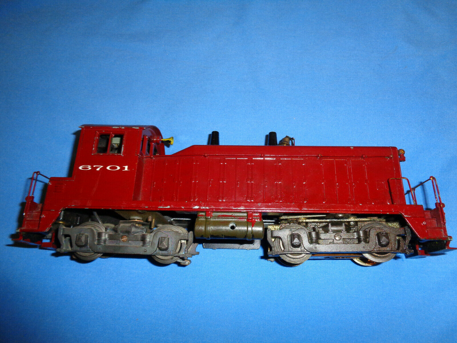 Scarce General Models Corp. NW-2 Diesel Switcher. Runs.