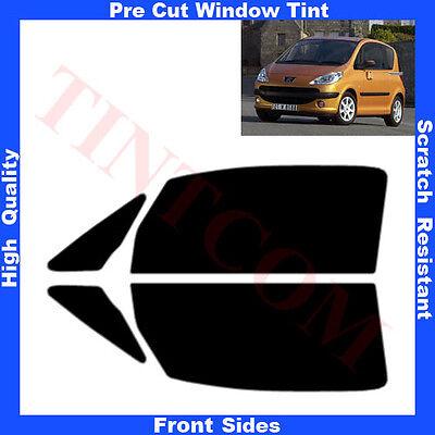 Film Solaire Vitres Teintées Peugeot 1007 3P 2005-2009 Vitres Avant 5%-70%