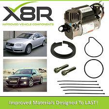 Audi A8, D3, 4E WABCO AIR SUSPENSION COMPRESSOR PISTON RING REPAIR FIX KIT