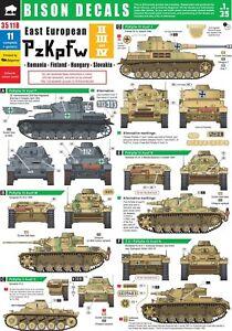 Bison-Decals-1-35-East-European-PzKpfW-II-III-and-IV-35118