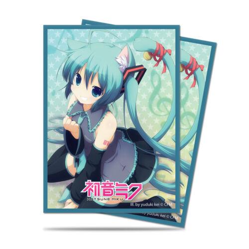 Hatsune Miku Nekomimi Card Sleeve PKMN MTG Ultra PRO TCG CCG