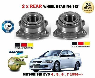 Pour Mitsubishi Lancer Evo 4 5 6 2.0 1997-2000 1x ROULEMENT ROUE AVANT HUB Kit