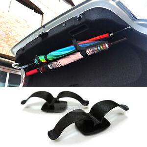 Car Trunk Cargo Dual Umbrella Holder Hanger 2P For HONDA ...