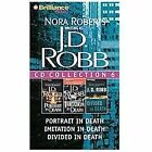 In Death: Portrait in Death; Imitation in Death; Divided in Death 0 by J. D. Robb (2012, CD, Abridged)