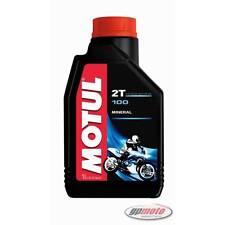 8.21€/l Motul 100 2T 1 L  Zweitakt Öl mineralisch