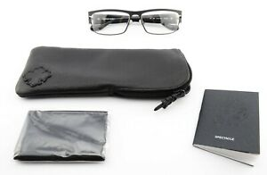 Chrome Hearts Glasses Frum MBK 57 16 135 Hollywoood Deluxe Eyewear Full Set