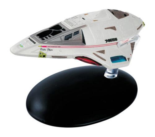 Tchékov Delta Flyer-Star Trek Métal Modèle Miniature Eaglemoss #38 allemand