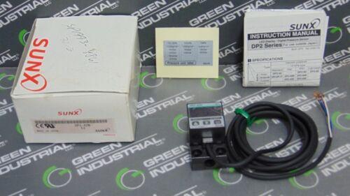 NEW SunX DP2-42N E2 Pressure Sensor
