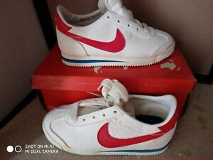 detailed look 1fe92 a057c Details about Vintage 80s nike corky cortez shoes Size kids 12 very rare!!!