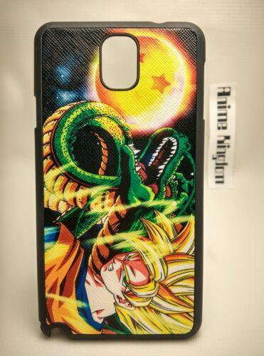 Samsung Galaxy Note 3 III N9000 N9005 Anime Phone case Dragon Ball Goku Shenron
