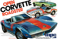 1:25 Mpc 842 - 1975 Chevy Corvette Convertible - Plastic Model Kit