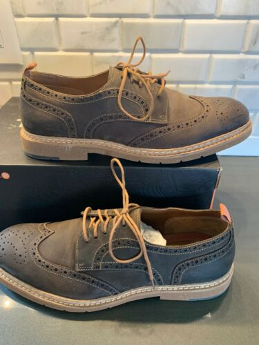Johnston Murphy Pearce Wingtip Brown