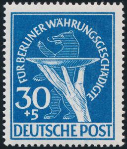 BERLIN-1949-MiNr-70-I-tadellos-postfrisch-gepr-Schlegel-Mi-250
