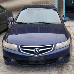 2008 Acura TSX fully loaded! 4cyl!AC cold!!good condition!