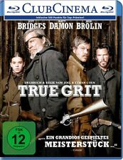 TRUE GRIT (2010)   BLU-RAY NEU  JEFF BRIDGES/MATT DAMON/JOEL&ETHAN COEN/+