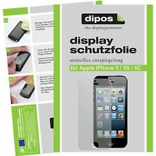 Apple iPhone SE / 5C Protector de Pantalla protectores mate