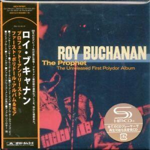ROY-BUCHANAN-PROPHET-THE-JAPAN-2-MINI-LP-SHM-CD-BONUS-TRACK-Ltd-Ed-I50
