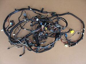 1997 LT1 Trans Am Coupe T56 Manual Dash Interior Wiring ...