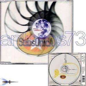 SUBSONICA-034-DISCO-LABIRINTO-034-RARO-CDs-VIDEOCLIP
