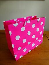 BN⭐️PINK⭐️ Victoria Secret⭐️Paper Gift Bag⭐️(Clothing Under Wear Cosmetic's)