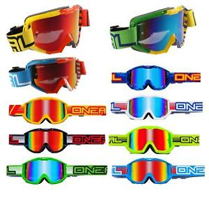 O-039-Neal-b1-Radium-MX-Goggle-Motocross-Occhiali-a-specchio-cross-enduro-dh-downhill