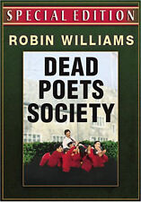 DEAD POETS SOCIETY - DVD - REGION 2 UK