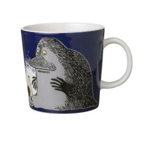 Radient Moomin La Groke Mug 0.30 L-afficher Le Titre D'origine