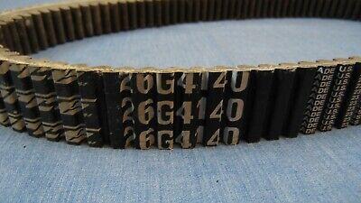 Auto CVT Belt-G-Force CVT Belt Gates 26G4140