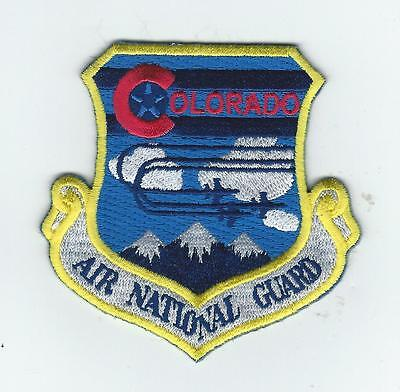 """140th FIGHTER WING /""""COLORADO AIR NATIONAL GUARD/"""" patch"""