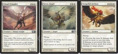 Vengeful Archon *Rare* Magic MtG x1 M11 SP