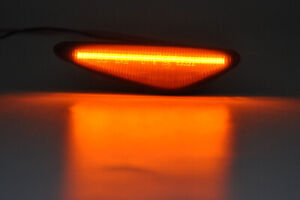 LED-Seitenblinker-schwarz-Fiat-124-Spider-Abarth-Mazda-5-CW-6-GH-MX-5-ND-RX-8