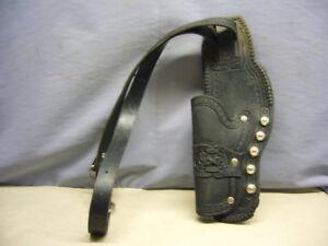 23 Mild And Mellow Schöner älterer Revolverholster Plastik Für Kinder Cowboy