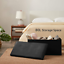 Large-Black-Leather-Ottoman-Storage-Box-Pouffe-Toy-Free-Next-Day-UK-Delivery thumbnail 2