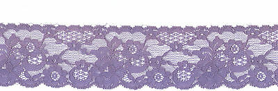 30m x 5cm Lovely  Mauve  LACE , Scrapbook, Cards, Sewing, Craft, ,.lingeria