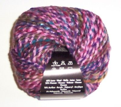 TAHKI STACY CHARLES 100/% MERCERIZED COTTON CLASSIC YARN ~ COLOR # DEEP LAVENDER