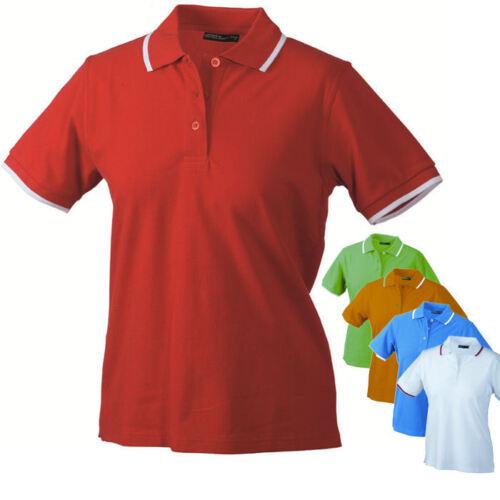 S-XXXL James /& Nicholson Herren Kurzarm Polo T-Shirt verschiedene Farben und Gr