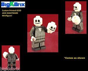 image is loading jack nightmare before christmas custom lego minifigure