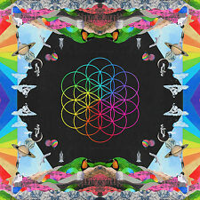 A Head Full of Dreams (2LP w/FREE Download - Coldplay (Vinyl 2LP Blue/Pink 2015)