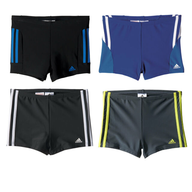 ADIDAS PERFORMANCE 3 rayures boxer maillots de bain pour enfants shorts Garçons