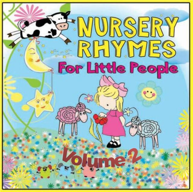 50 Childrens Singalong Songs Nursery Rhymes Vol 2 Audio Cd Free P