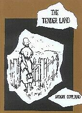 COPLAND TENDER LAND Vocal Score