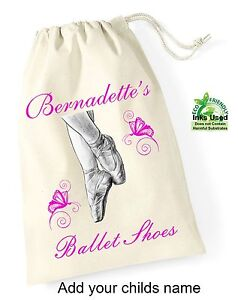 Pink-Ballet-Cotton-Drawstring-Dance-Shoes-Bag-Personalised-Girl-Birthday-Gift-2