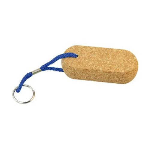 Schlüsselanhänger mit 1 Kork flach-oval EKLS4